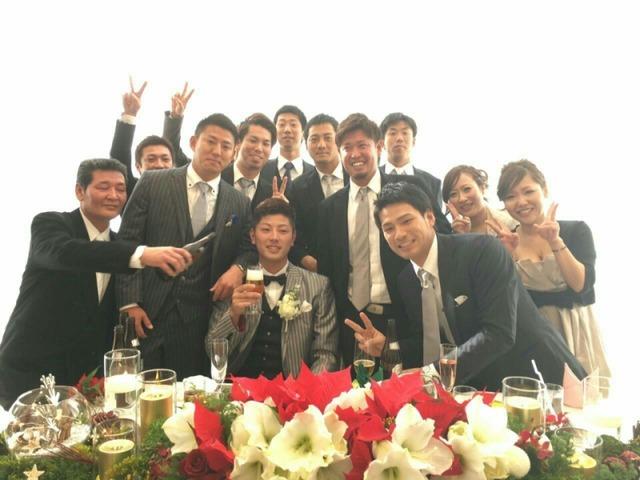 福井優也_結婚式