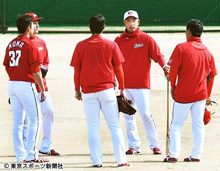 廣瀬純コーチ