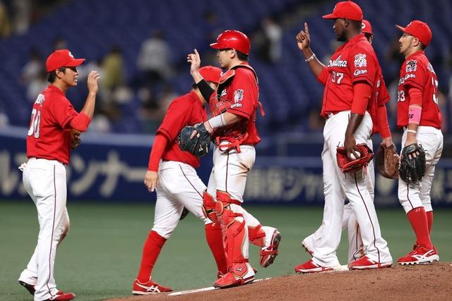 カープ會澤満塁弾&5打点