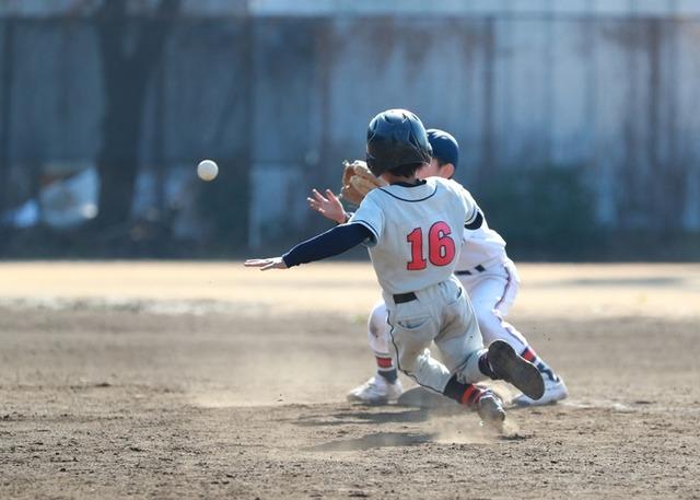 少年野球で『盗塁禁止』議論