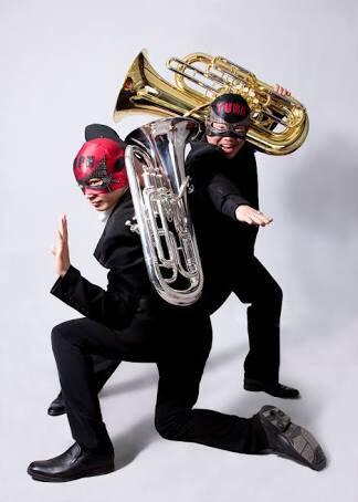 テューバ奏者