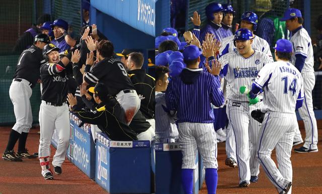 日本シリーズ横浜DeNAソフトバンクどっちを応援