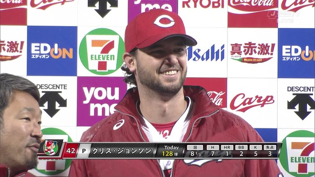 広島ヤクルトジョンソン初勝利_09
