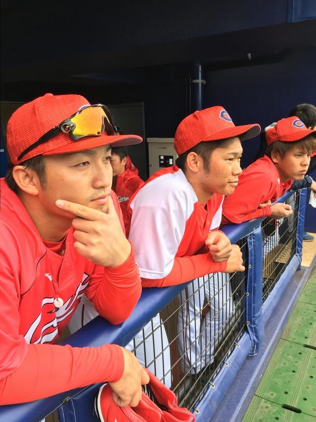 カープ鈴木誠也「みんなとキャッチボールプロジェクト」に出演