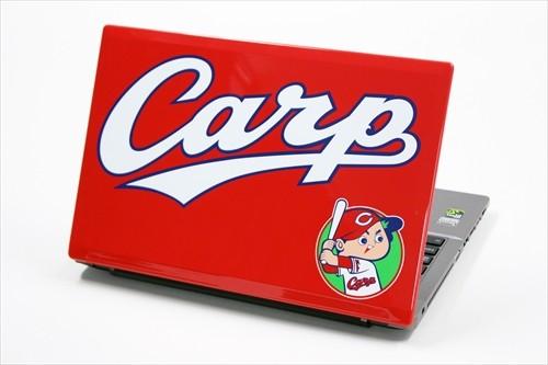 カープ_ノートパソコン (1)