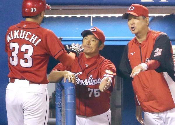 12球団ダントツ 広島・石井打撃コーチが明かす得点力の秘密