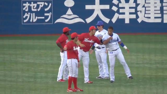 カープ鈴木誠也、横浜ロペス&ソトらと仲がよかった