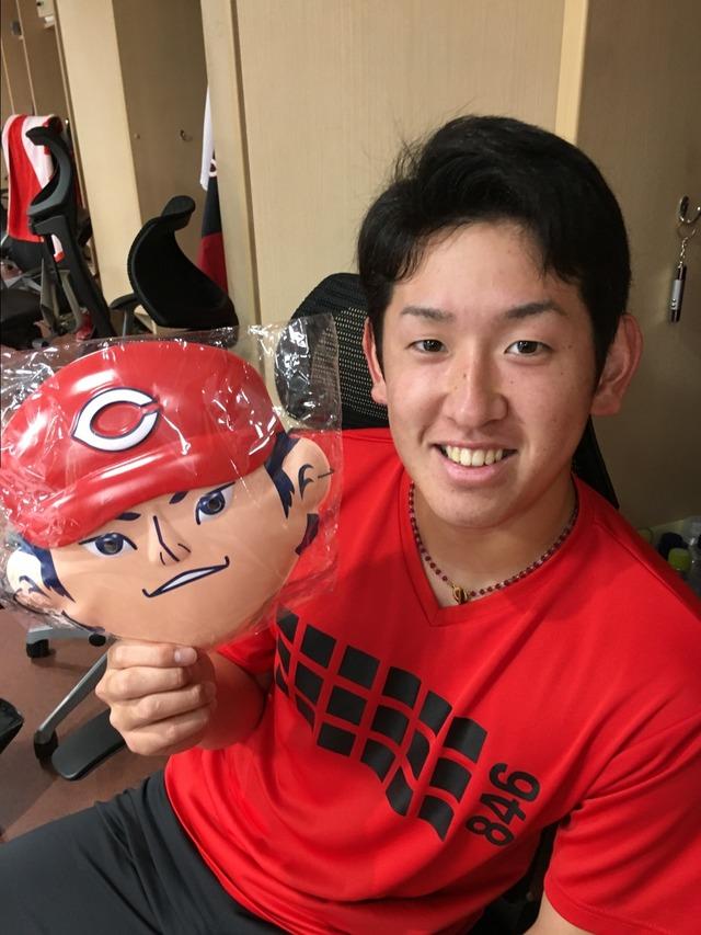 巨人岡本の苦手な投手はカープ遠藤淳志!「タイミング、ホントにあわないです」