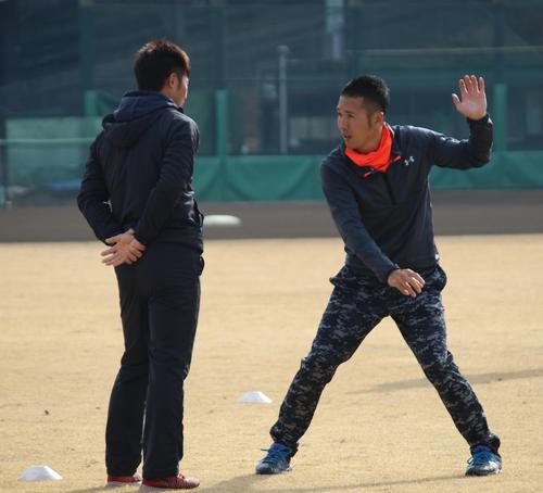 木村昇吾_クリケット日本代表選考会