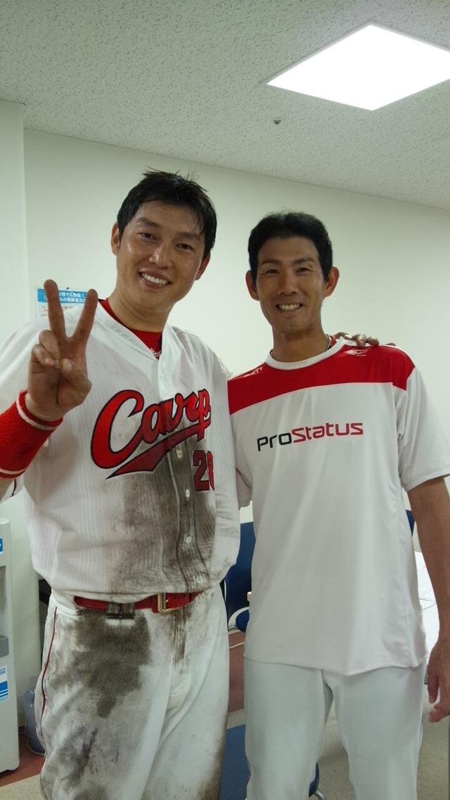 新井さん迎コーチ