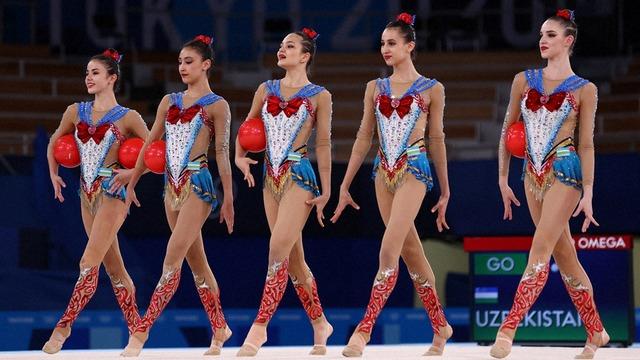オリンピックセーラームーンウズベキスタン