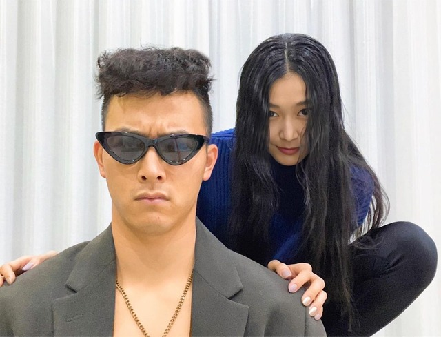 薮田夫妻とぐろ兄弟