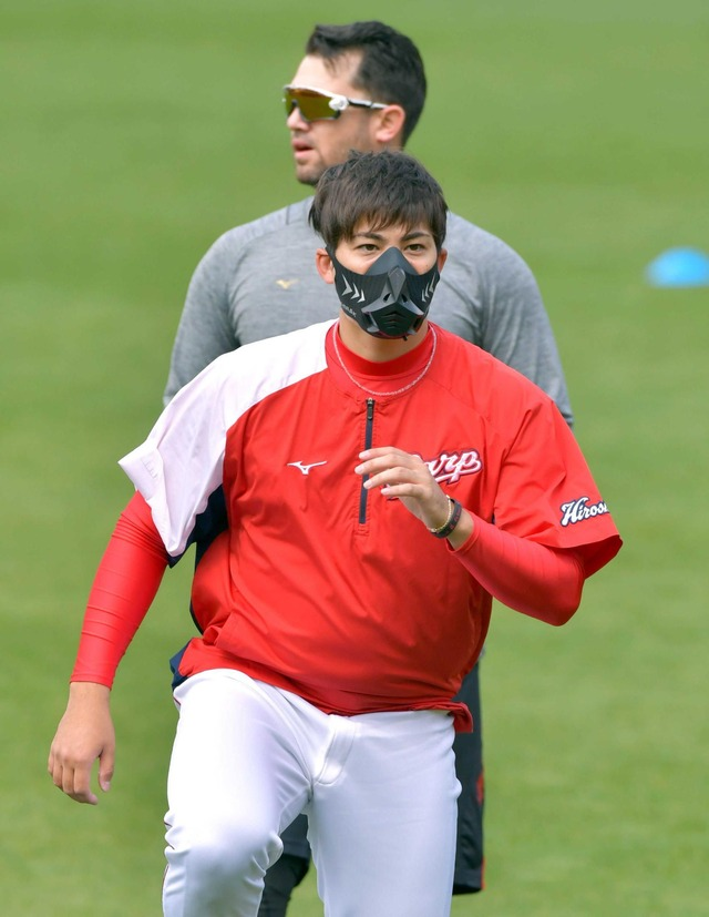 プロ野球ベンチでマスク着用へ