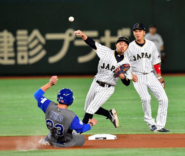 理想の2番打者菊池涼介坂本勇人筒香嘉智