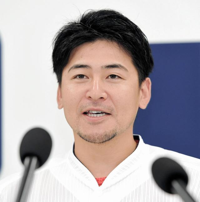 會澤翼FA宣言せず残留決定