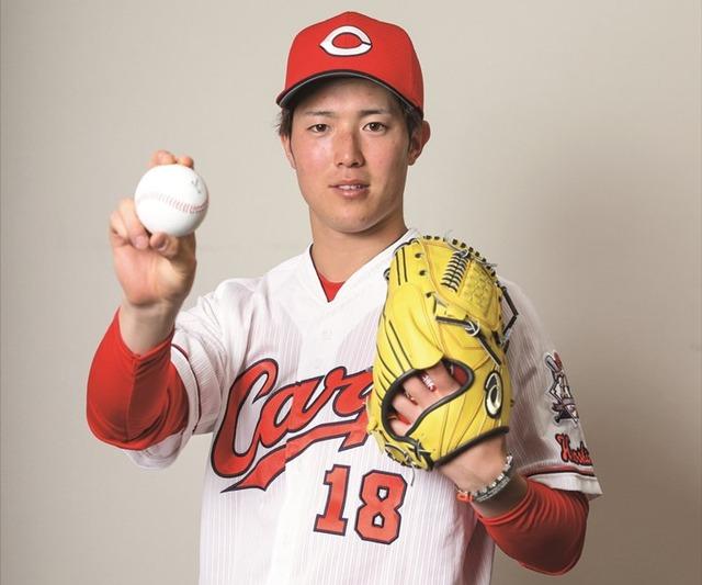 カープ森下、大野 菅野 西を超え防御率1位に挑戦