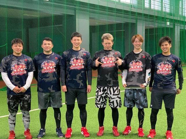チームぷり神Tシャツ (2)