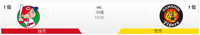 広島阪神オープン戦実況