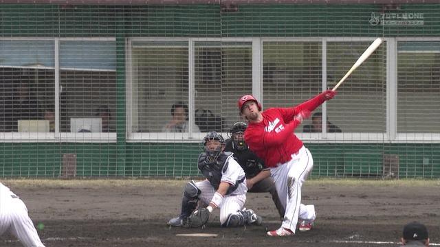 広島ヤクルトオープン戦_03