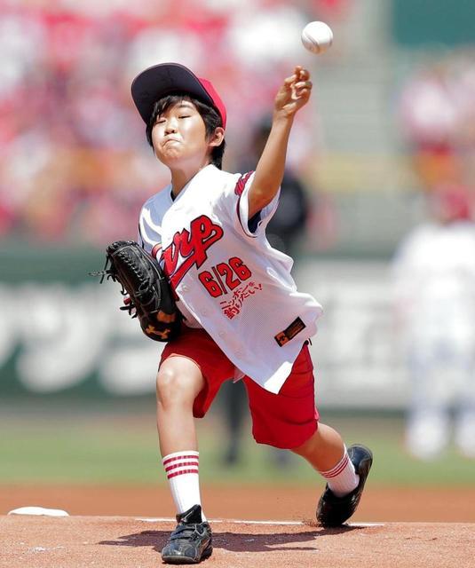鈴木福_野球部設立