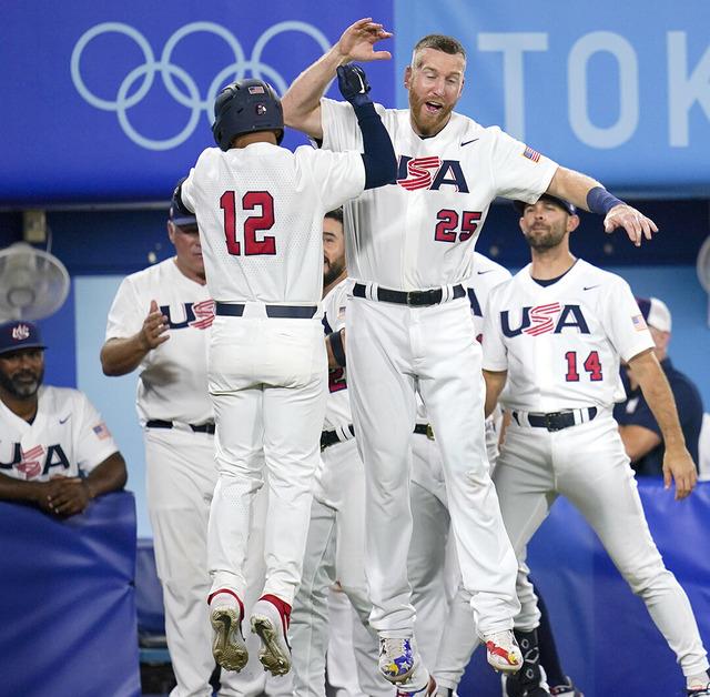 【五輪野球】アメリカが韓国を撃破