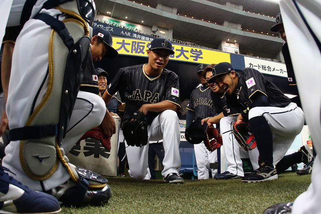 侍ジャパン2021年代表予想