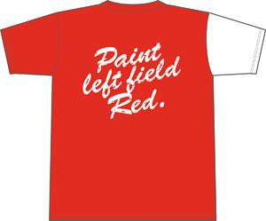 左側を染めろTシャツ_裏