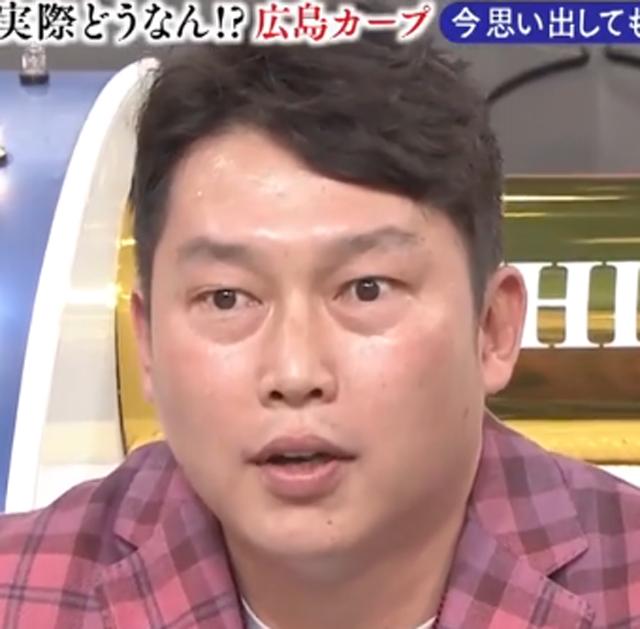 カープ新井さんvs玉山スコアラー_11