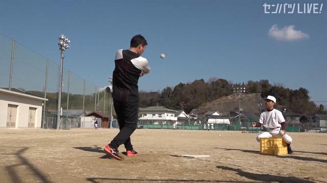 新井貴浩_離島中学生野球部_熱血指導_49
