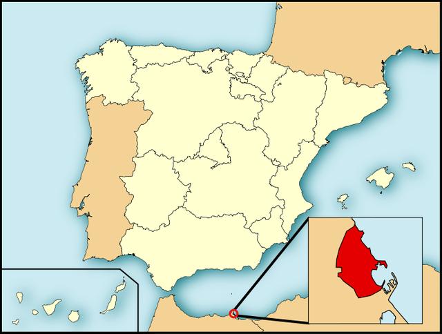 スペイン_メリリャ