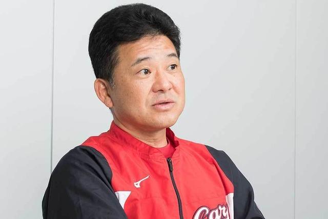 広島カープ石井雅也ヘッドトレーナー