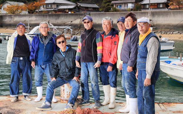 広島尾道漁師デニム