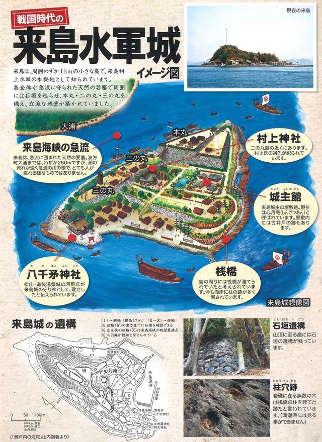 村上水軍_来島