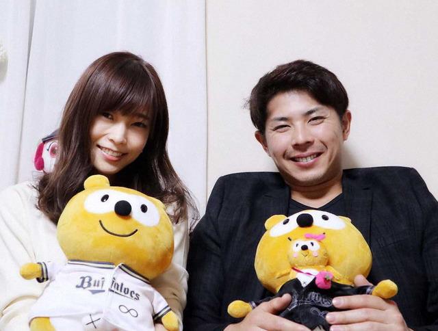 立花里香若月結婚