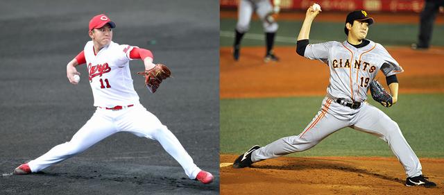 福井vs菅野
