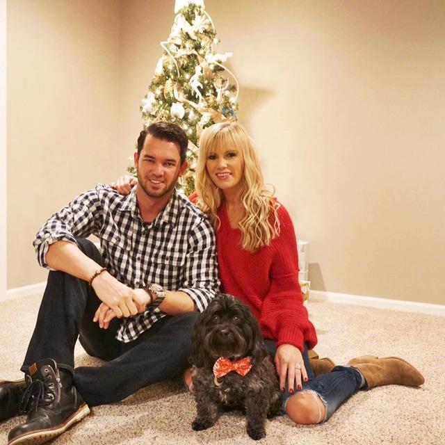 ジョンソン夫妻_クリスマス