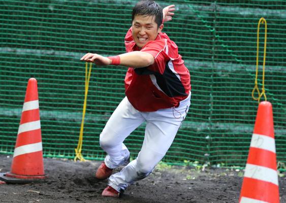 カープ上本崇司2番セカンドスタメン出場