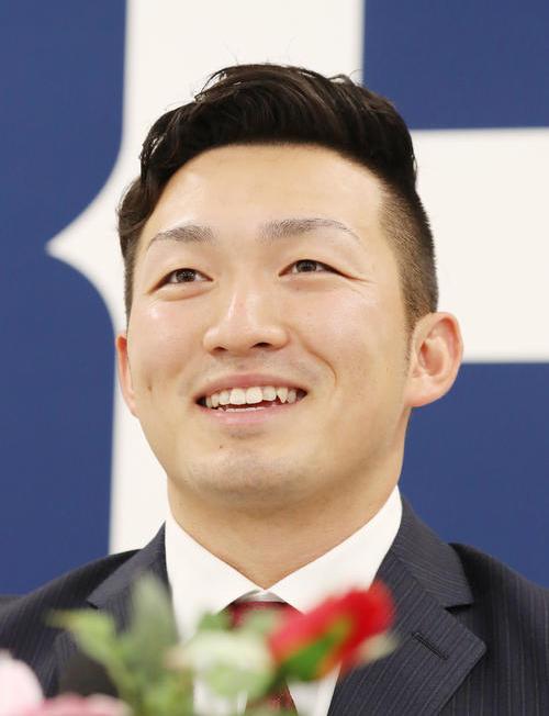 鈴木誠也契約更改2017
