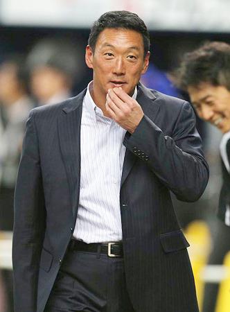 金本監督大野豊投手コーチ
