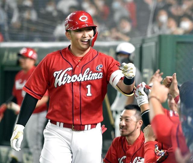 カープ鈴木誠也出塁率.413得点圏打率.231←打順を変えるべき?