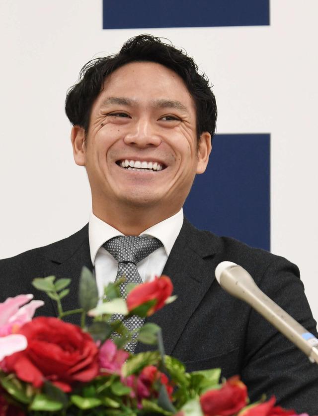 FAせず残留の広島田中広輔は1・5億円の2年契約