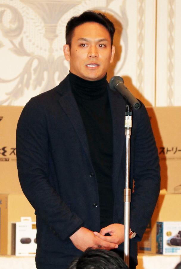 田中広輔選手会長就任