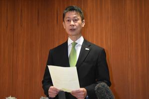 新型肺炎で広島県が特別警戒本部