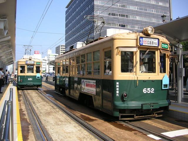 広島県_路面電車
