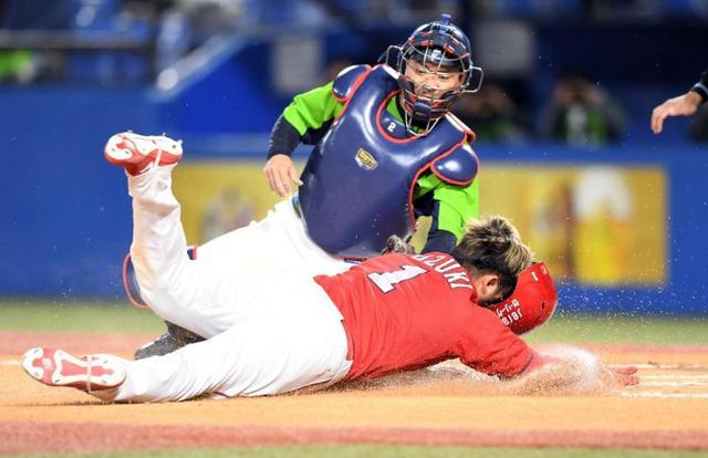 カープは走塁ミスは責めません