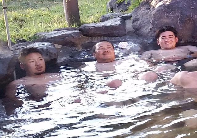 今村猛松山竜平温泉