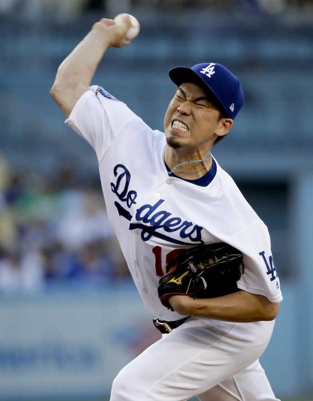 前田健太松井秀喜日米野球