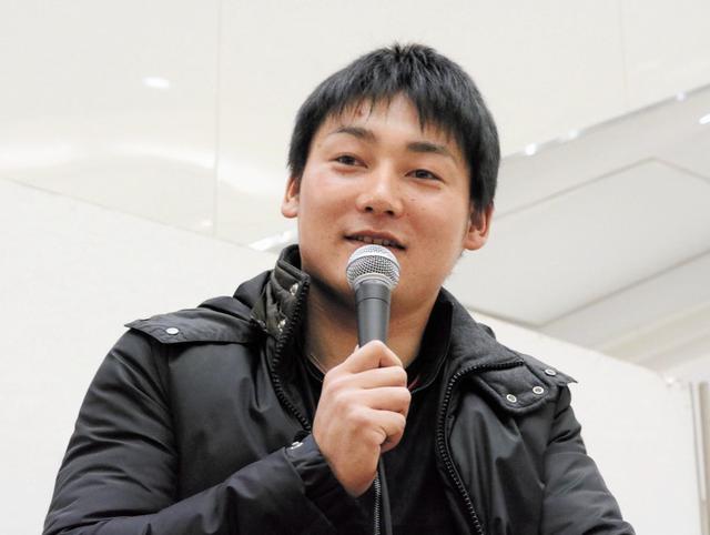 丸佳浩ゆめタウントークショー