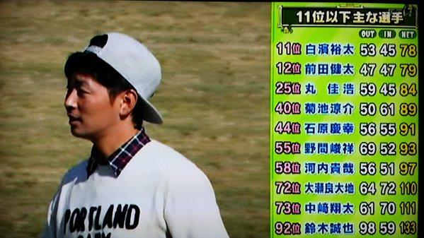 カープ選手会ゴルフ2016_42
