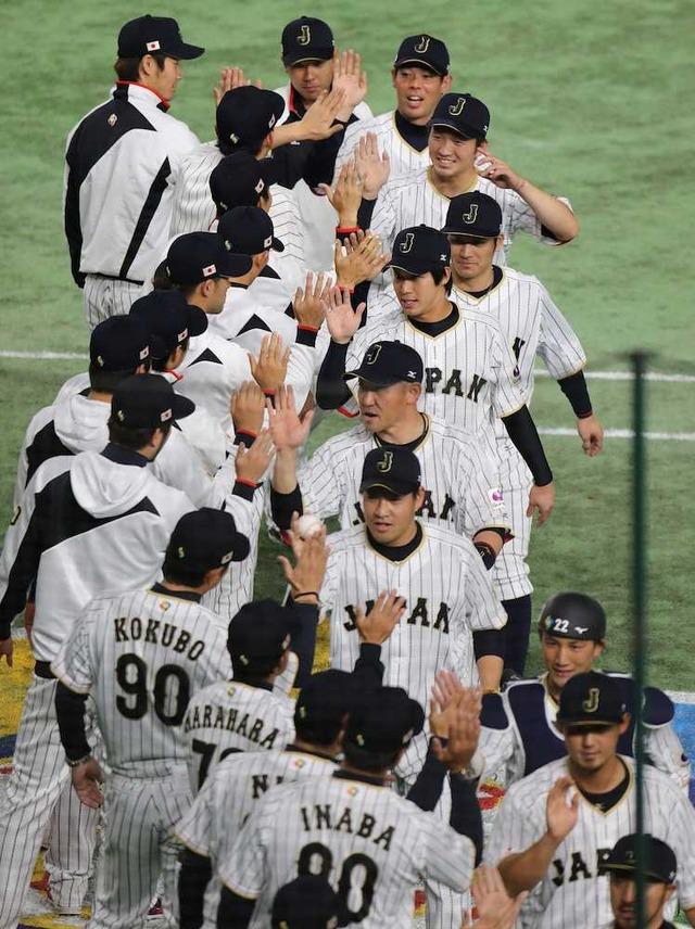 WBC侍ジャパンキューバ